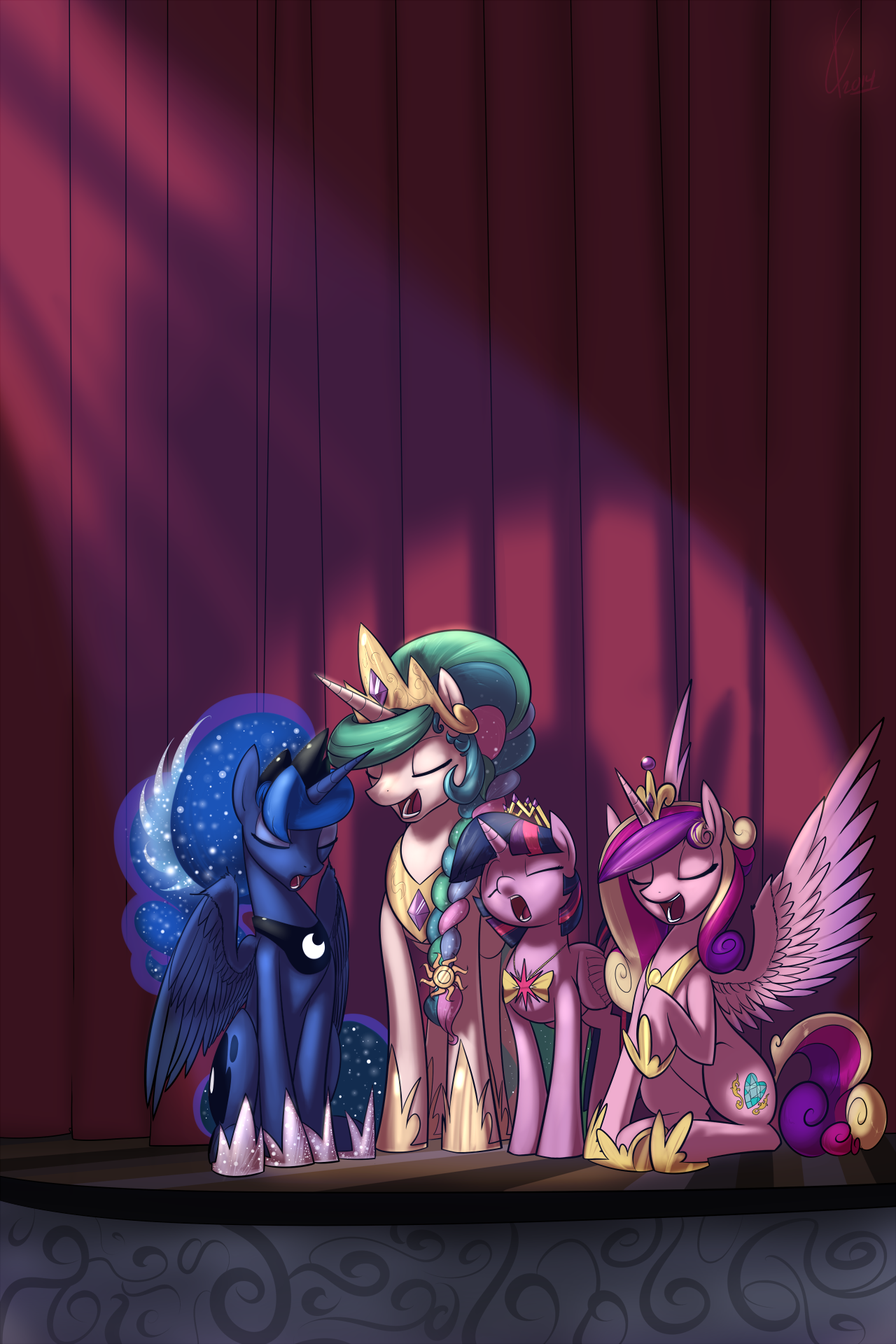 the ali quartet by dreatos-d7mz8cx