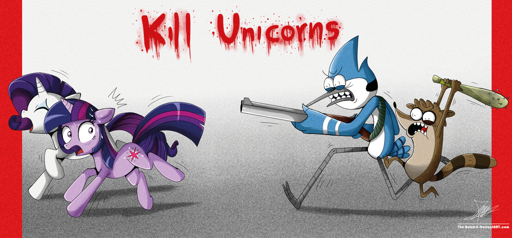 kill unicorns   by the butch x-d6j7dqs