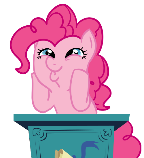 pinkie pie so awesome vector by miss mel