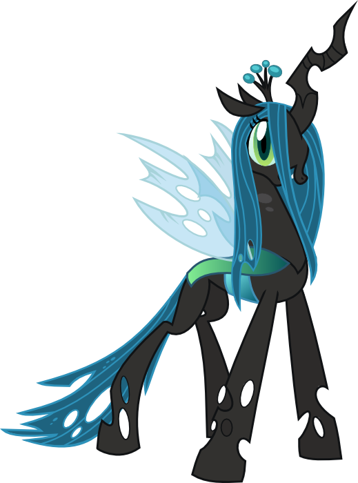queen chrysalis by seahawk270-d8a7h9n
