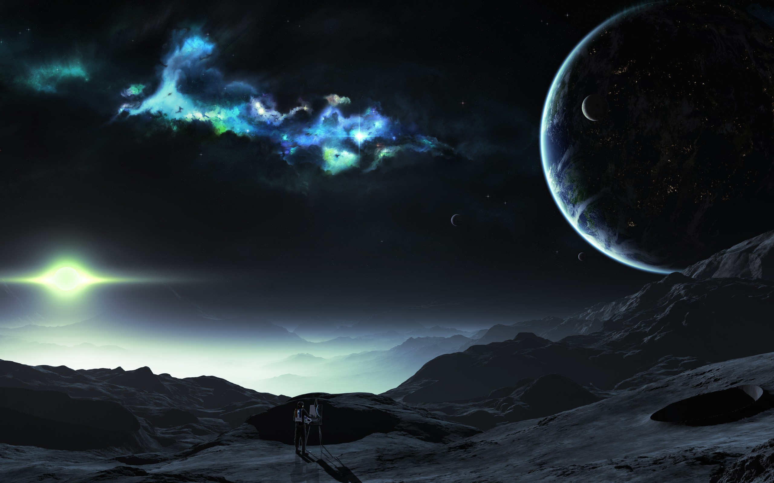 outer-space-planets-artwork-HD-Wallpaper