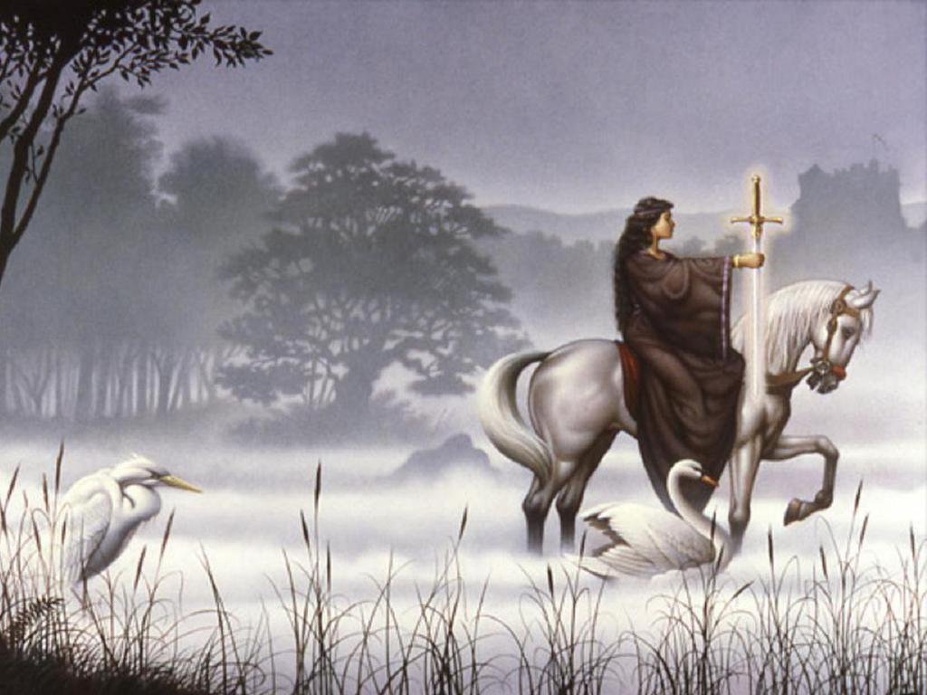 the mists of avalon Wallpaper qh179