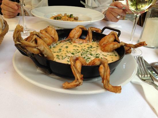 französische küche froschschenkel | ocupia.com - Französisch Küche