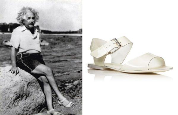 Albert Einstein Womens Shoes