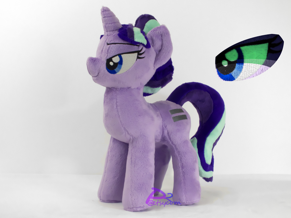 starlight glimmer p1v5 glow in the dark