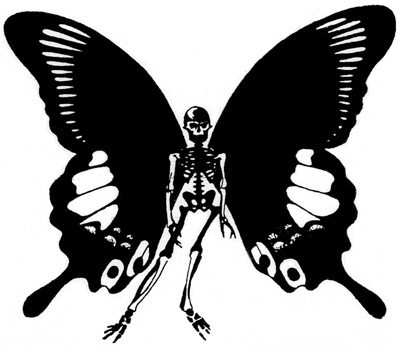Pagan-Dreams Butterfly-Death