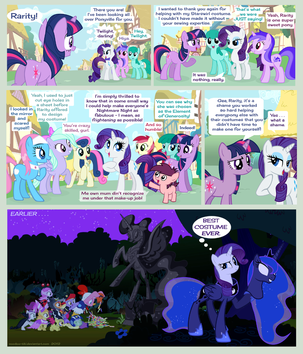 about last nightmare night       by vood