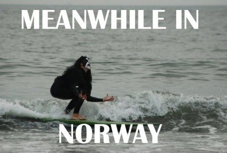 its black metal to surf funny picture 16