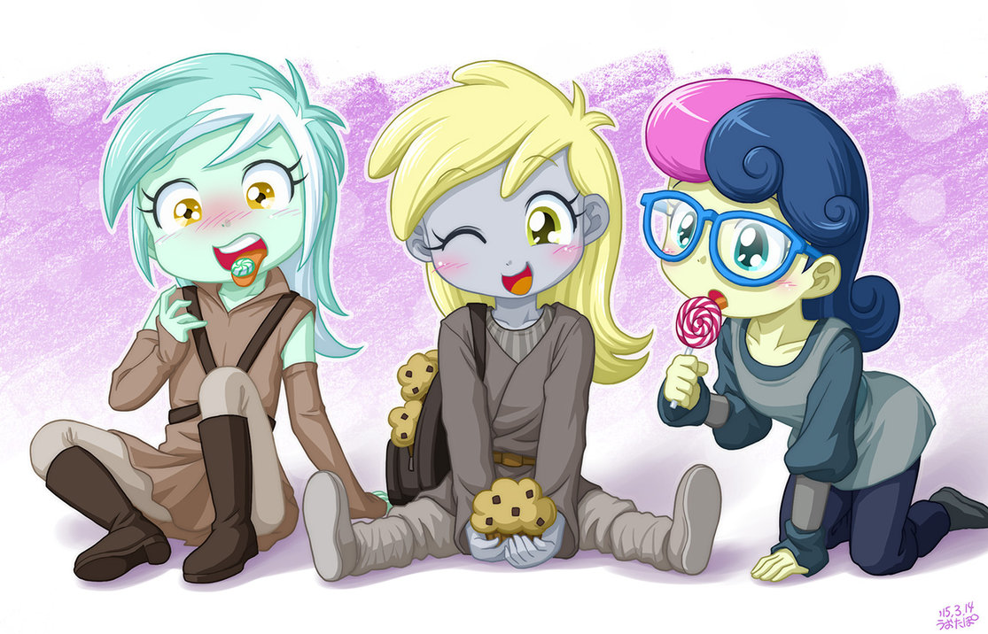 i like muffin more than candy  by uotapo