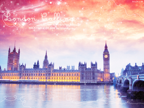 London Calling by BohoChick large