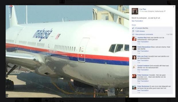cor pan post mh17 malaysia airlines E1.j