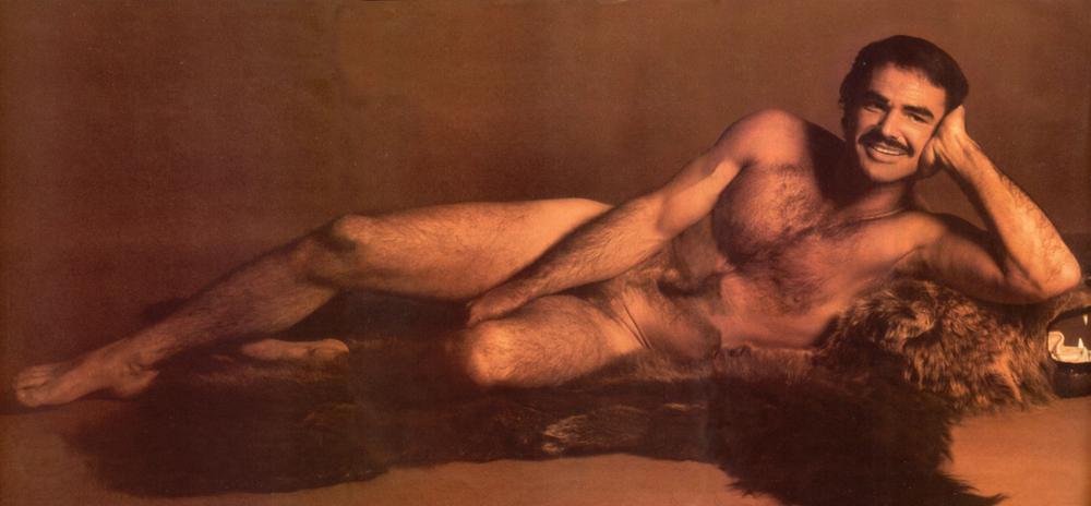 Burt reynolds naked photo