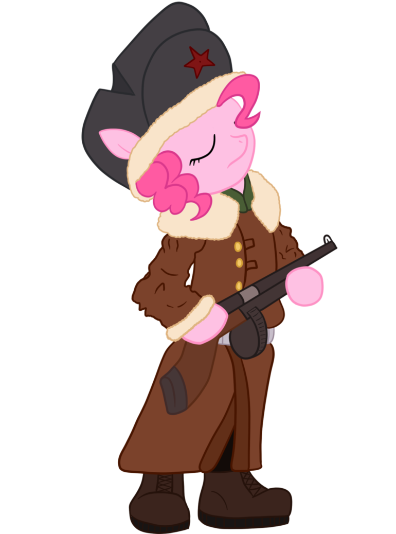 soviet pinkie for your soul by chirin98-