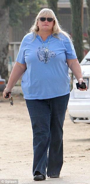 Debbie Wahlberg 'testimony': debbie rowe, seen
