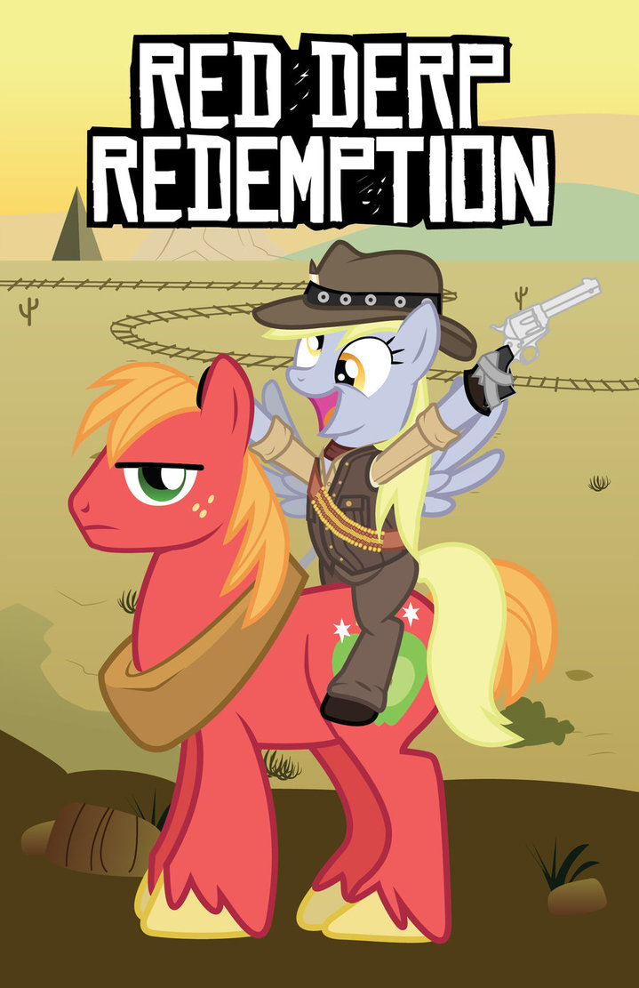 red derp redemption by smashinator-d4koj