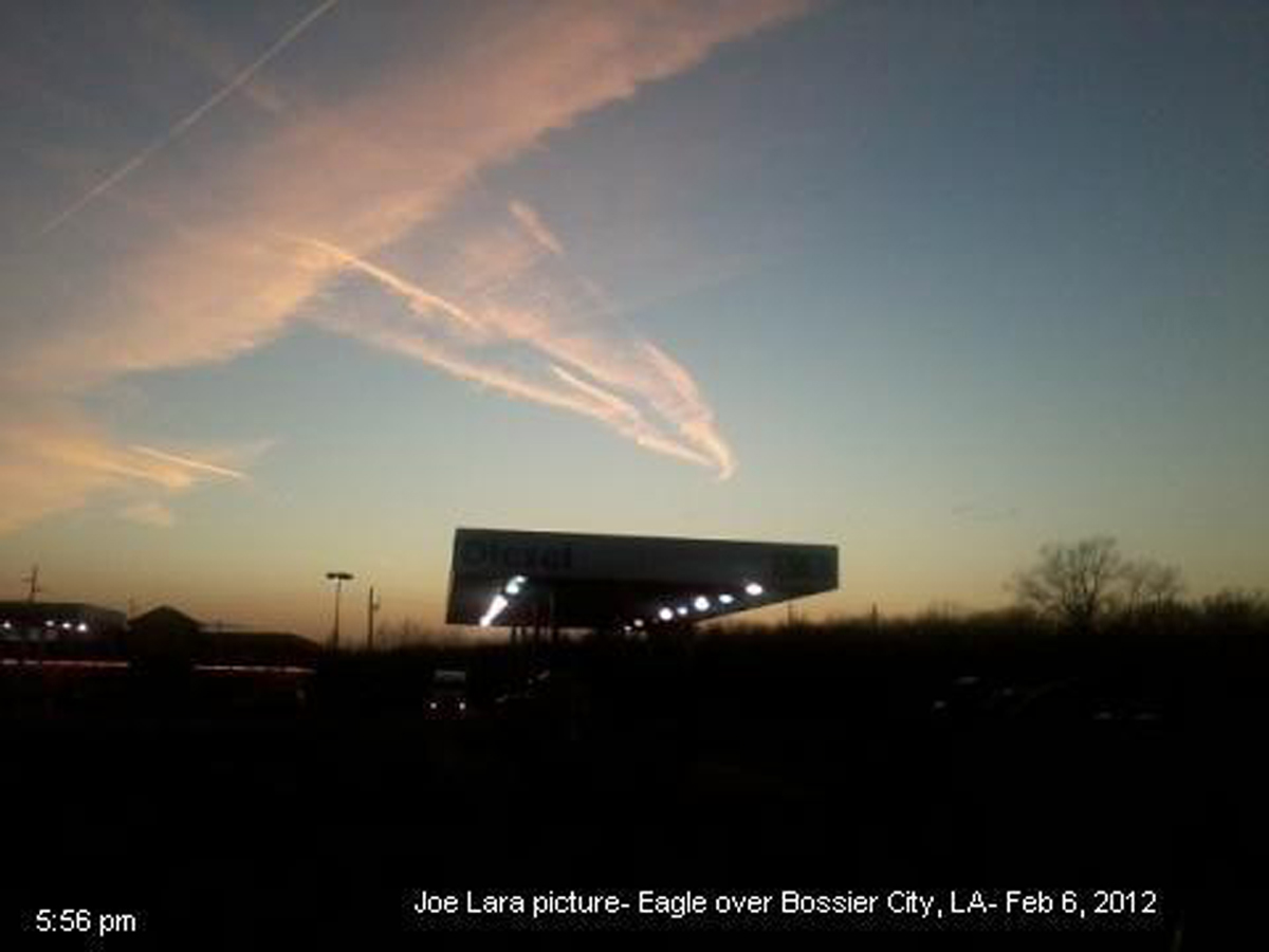 Eagle-Cloud Feb 6 2012 Bossier city LAed