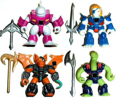 Hasbro Battle Beasts Loose 01