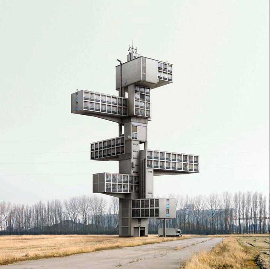 Brutalismus solche bauwerke erhalten oder entfernen for Architektur brutalismus