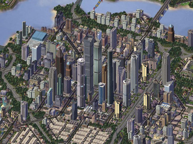 sim city1 large
