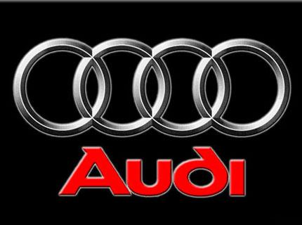 Audi on Audi Logo