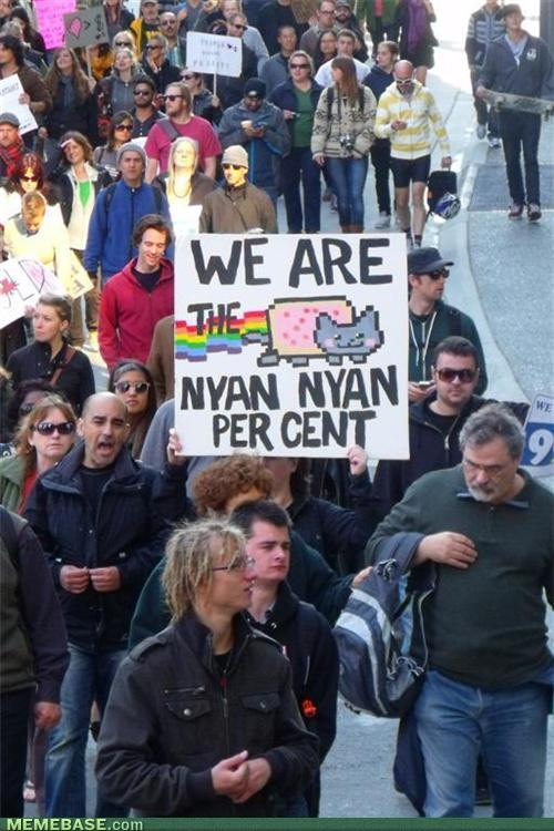 tifySFT internet-memes-nyan-cat-at-occupy-wall-s