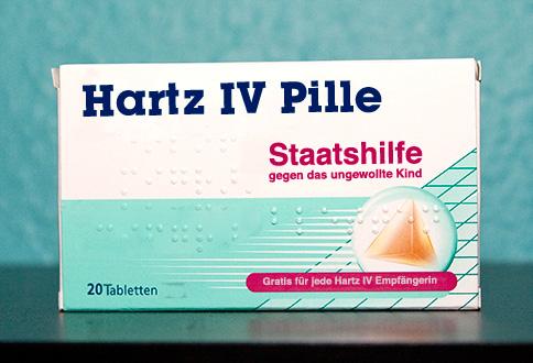 Nehmt ihr die pille