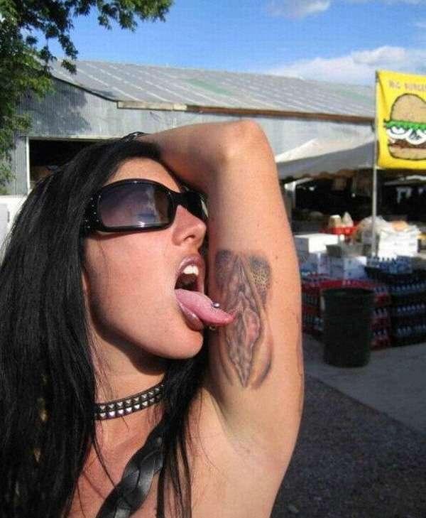"""Tattoos & """"Körperschmuck"""""""