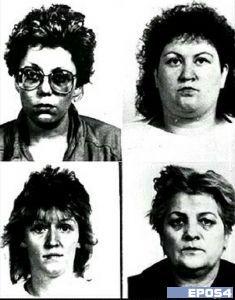 Weibliche Serienmörder