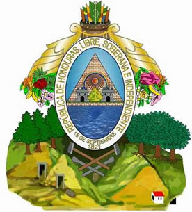 tr1jNry honduras coat of arms
