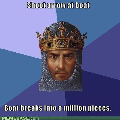 tsFlM6u memes-shoot-arrow-at-boat-boat-breaks-in
