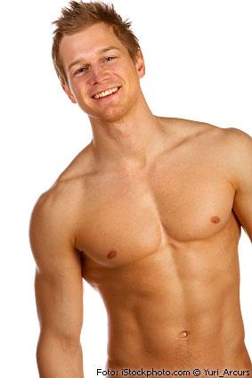 wie findet ihr muskeln bei männern