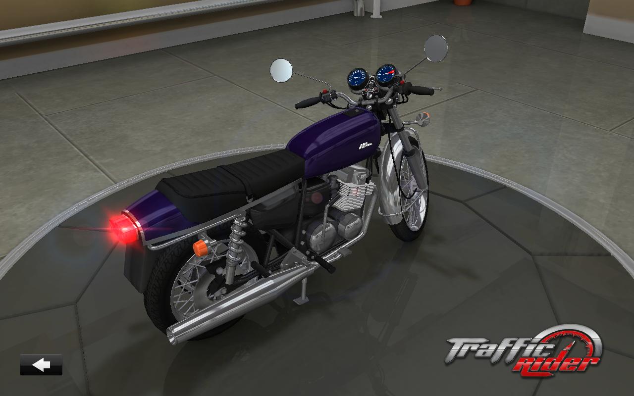 traffic rider geld