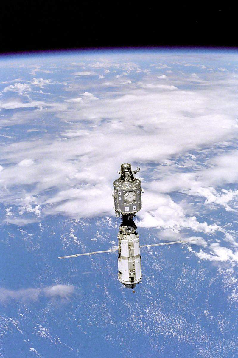 ISS June 1999