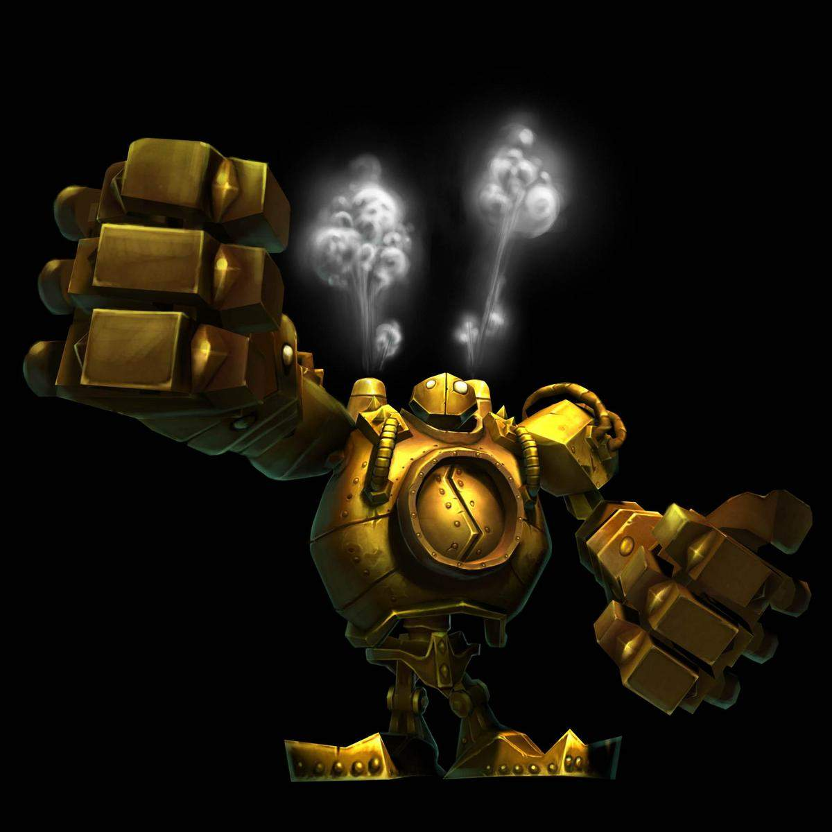 Lol Champion-Blitzcrank