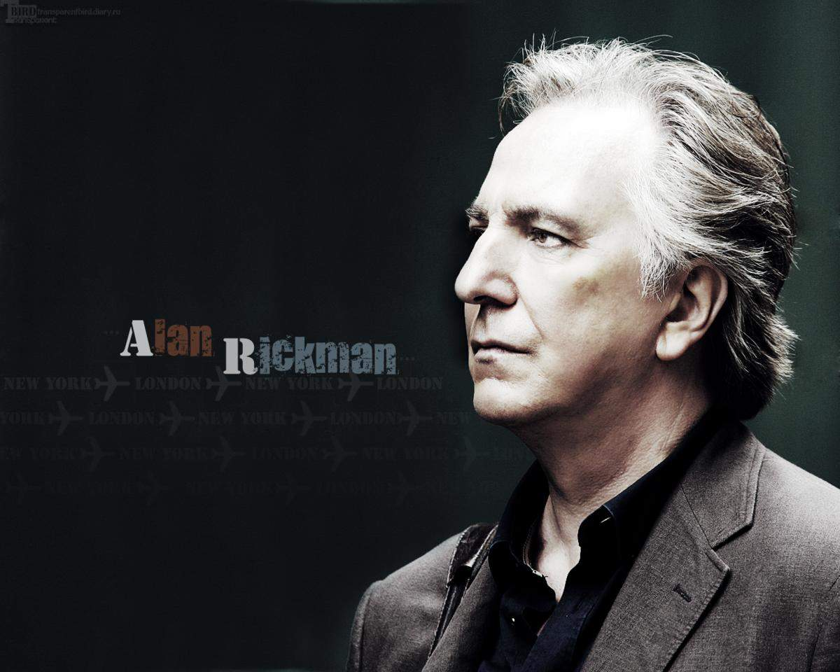 Alan Rickman   wallpaper 12 by transpare