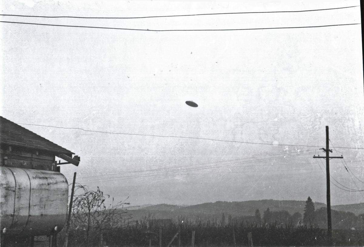 UFO - McMinville Oregon May50