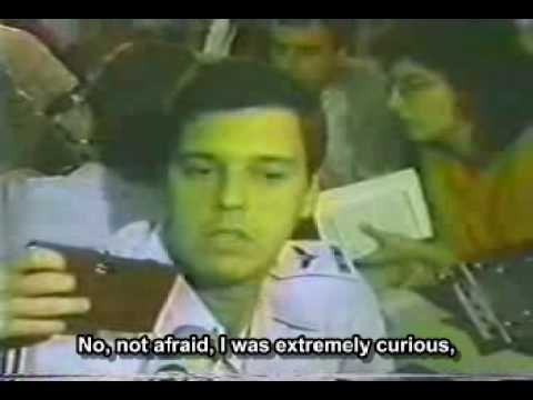 Youtube: The Official UFO night in Brazil - 1986 (ENG subs)