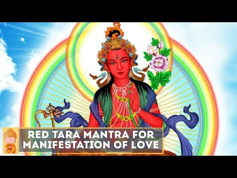 Youtube: Red Tara Mantra | Powerful Devi Mantra | Mantra for Love and Magnetism |  Kurukulle Mantra |红塔拉(菩萨)咒