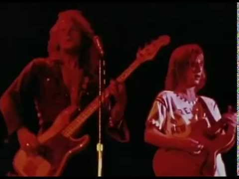 Youtube: Humble Pie - I Don't Need No Doctor (Live LA Forum 1973)