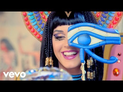 Youtube: Katy Perry - Dark Horse (Official) ft. Juicy J