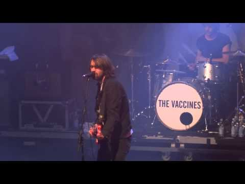 Youtube: The Vaccines - I Always Knew (HD) Live in Paris 2012