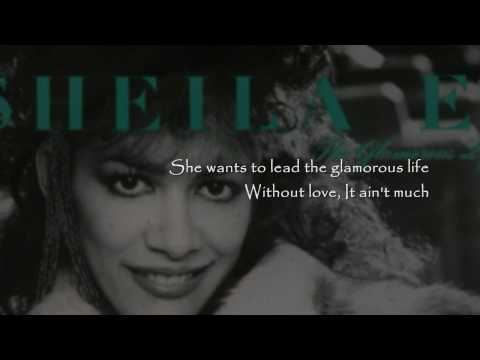 Youtube: Sheila E. - The Glamorous Life