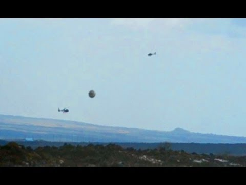 Youtube: Breaking News UFO Sightings Helicopters Surround UFO Shocking Footage Watch Now! Aug 19 , 2012