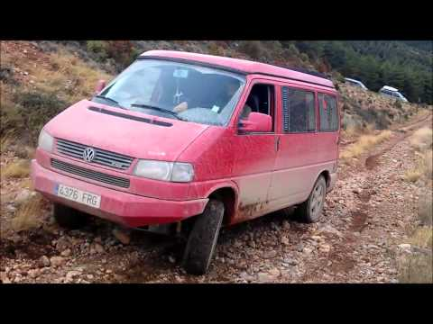 Youtube: Aventura Syncro  Monegros Sep 2012 / Syncro Adventure Monegros