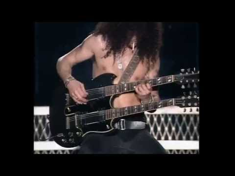 Youtube: Guns N' Roses - Knockin' On Heaven's Door Live In Tokyo 1992 HQ
