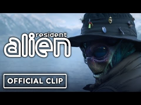 Youtube: Syfy's Resident Alien - Official First 7 Minutes Clip | NYCC 2020