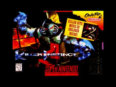 Youtube: Killer Instinct (SNES) - Sabrewulf Theme