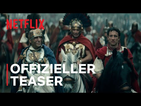 Youtube: Barbaren | Offizieller Teaser | Netflix