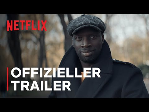 Youtube: Lupin | Offizieller Trailer | Netflix