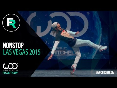 Youtube: Nonstop | FRONTROW | World of Dance Las Vegas 2015 | #WODVEGAS15